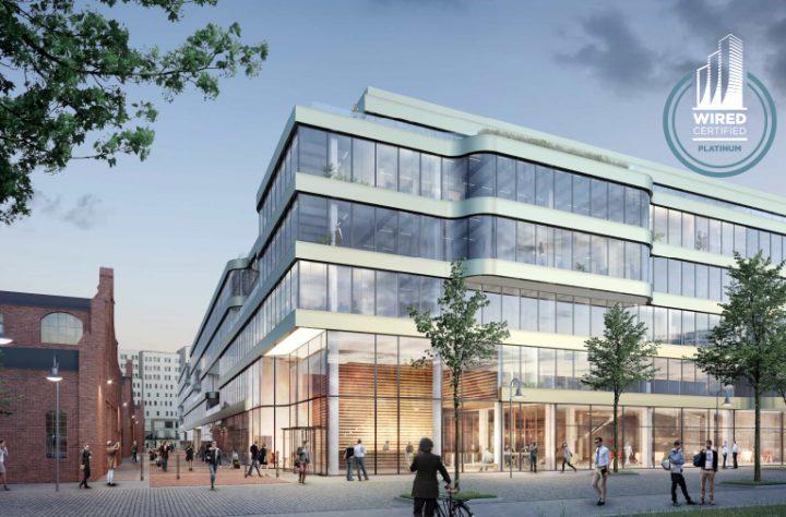 Wir gewinnen WOW Tech Group auf 3.300 m² als weiteren Mieter im DSTRCT.Berlin